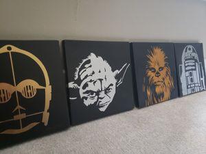 Star Wars decor for Sale in Bremerton, WA