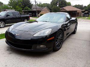 2007 Chevy Corvette for Sale in Houston, TX