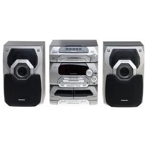 Panasonic SC-AK27 Compact Stereo System for Sale in Queens, NY