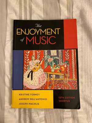 The Enjoyment of Music for Sale in Fontana, CA