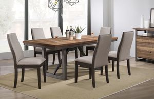 Brand new table with 6 chairs for Sale in Chicago, IL