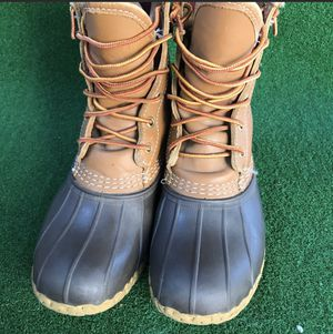 LL Bean Men's size 7 Goretex lined duck boots - 8 in for Sale in Washington, DC