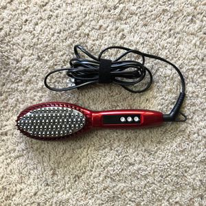 Hair Straightening Brush Heated for Sale in Scottsdale, AZ