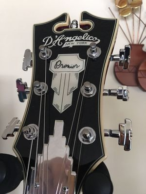 Dangelico Premier SS W/Stairstep Tailpiece Brand New for Sale in Cumberland, RI