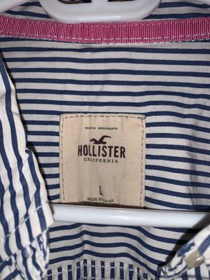 Hollister button up shirt casual for Sale in Lexington, KY