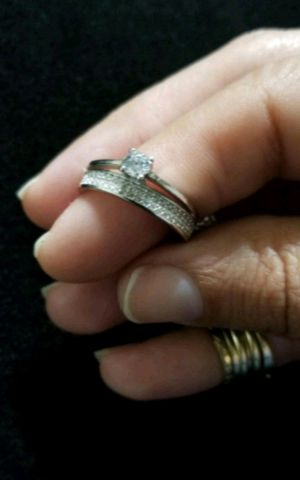 Sterling Silver Ring-Approximate Size 7.5-8.0 for Sale in Corpus Christi, TX