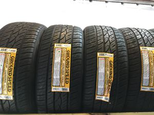 (4) new 245/45/20 tires for Sale in Orlando, FL
