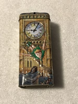 Peter Pan tin bank for Sale in Livermore, CA