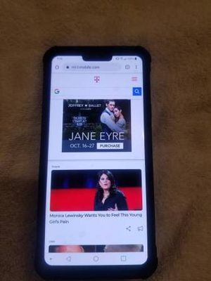LG V40 ThinQ 64gb (T-Mobile/ Metro PCS) Clear Imei for Sale in Chicago, IL