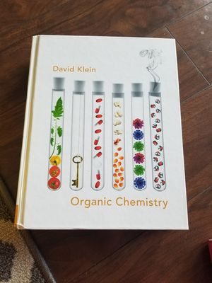 Brand New Organic Chemistry Textbook for Sale in Los Angeles, CA