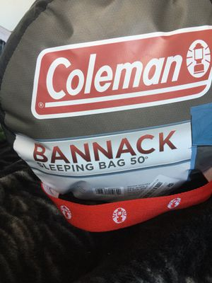 Brand new Coleman sleeping bag for Sale in San Jacinto, CA