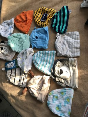 Babyboy Beanies for Sale in Tacoma, WA