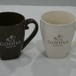 Godiva Large Coffee Mug Set for Sale in Fallston, MD