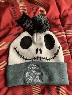 FUNKO Disney Tim Burtons The Nightmare Before Christmas Beanie Hat for Sale in Everett,  WA