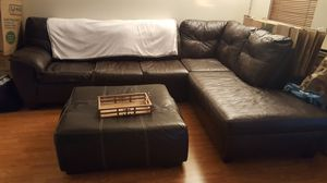 FREE ! Sectional sofa for Sale in Penndel, PA
