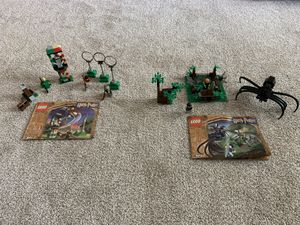 Harry Potter LEGO from 2002 (sets 4726 and 4727) for Sale in Suwanee, GA