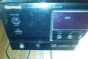 Sherwood stereo receiver for Sale in Fresno, CA