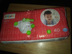 Diapers size 2 for Sale in Wichita, KS