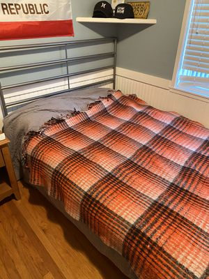 Full size bed and frame for Sale in Aptos, CA