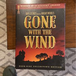 Gone with the Wind DVD Collector's Edition for Sale in Alexandria,  VA