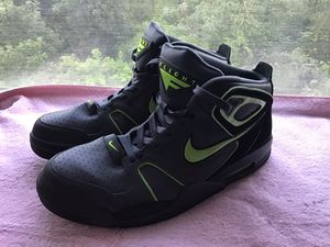 New nike flight shoes size 13 first 50.00 for Sale in Nashville, TN