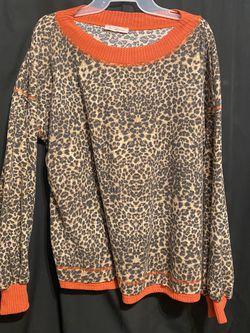 Leopard long sleeve for Sale in Whittier,  CA