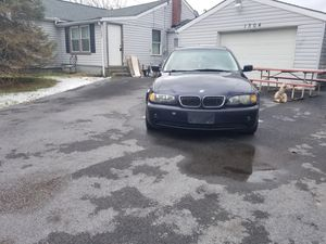 02 BMW 325xi w/M3 wheels for Sale in Martinsburg, WV