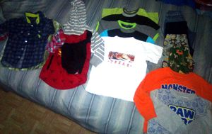 Boys clothes/ Ropa de niño for Sale in Houston, TX