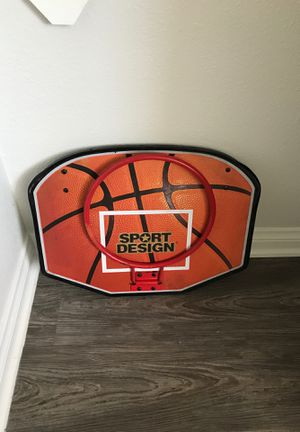 Room basketball hoop (no ball) for Sale in Lakewood, CA