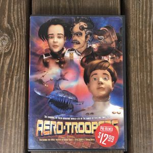Aero-Troopers DVD - Like New for Sale in Chicago, IL