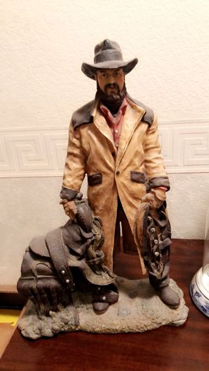 Arizona cowboyish statue for Sale in Peoria, AZ