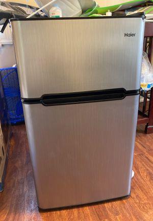 Haier Mini Fridge with Separate Freezer for Sale in Warren, MI