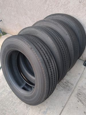 MICHELIN XZE 255/70/22.5 ALL POSITION TIRES for Sale in Sanger, CA
