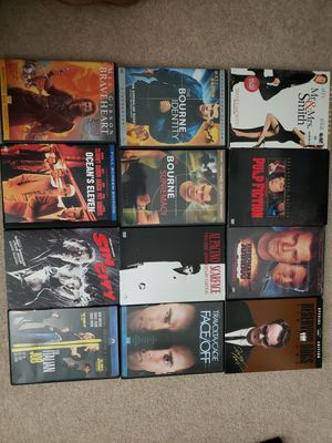 DVD action for Sale in Palm Harbor, FL
