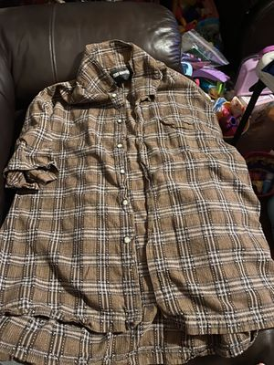 Size large or xl shirt?? Tag is off for Sale in Los Angeles, CA