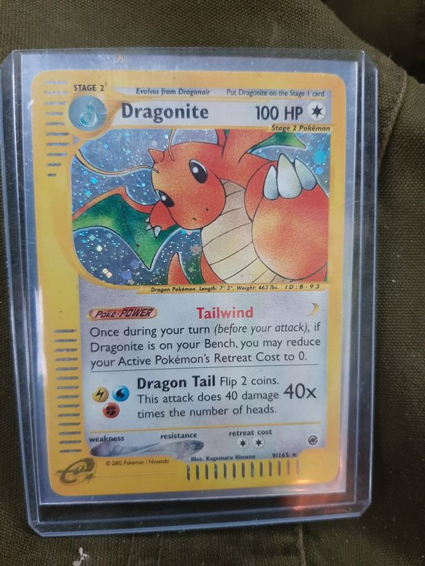 Rare vintage pokemon cards 1st edition