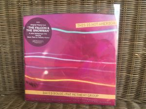 "David Bowie/Pat Metheny Group ""This Is Not America"" 7"" Single for Sale in Menifee, CA"