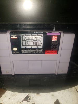Super Nintendo game for Sale in Inglewood, CA
