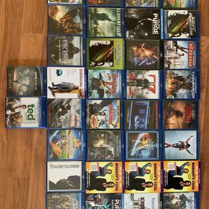 Blu-ray Movies for Sale in Burbank, CA