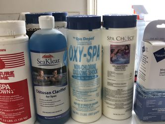 Hot Tub Chemicals for Sale in Ashton-Sandy Spring,  MD