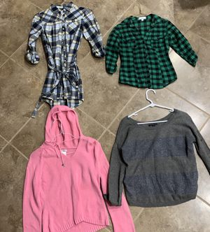 Small sweaters $8 for all obo for Sale in Selma, TX