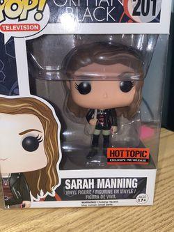 Funko Pop: Orphan Black Sarah Manning for Sale in Norwalk,  CA