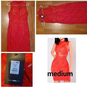 New fashion nova dress size medium for Sale in Antioch, CA