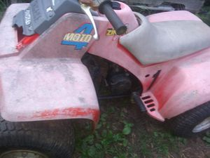 Moto 4 80cc 2stroke for Sale in Whitby, WV