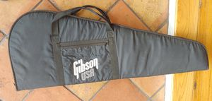 Gibson levy guitar gig bag for Sale in St. Petersburg, FL