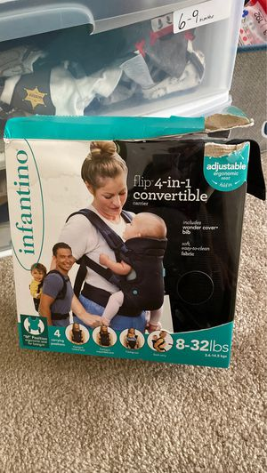 Baby carrier for Sale in Columbus, OH