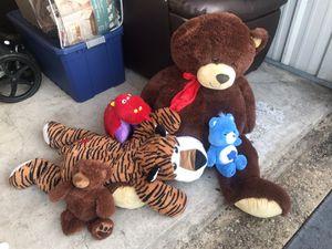 Stuffed animals for Sale in Montgomery, AL