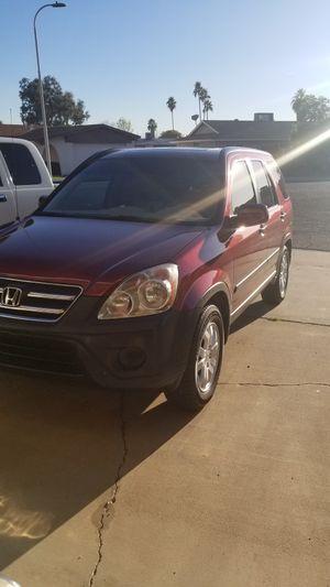 2005 Honda CRV All Wheel Drive for Sale in Phoenix, AZ