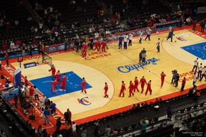 Clippers vs okc section 321 row 6 (first row of upper section) for Sale in Gardena, CA