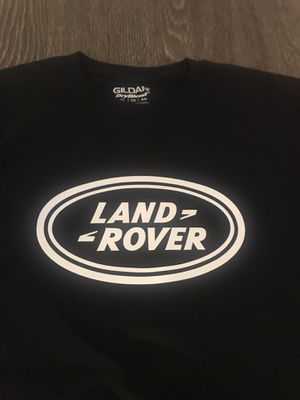Custom vinyl logo shirts Land Rover for Sale in Anaheim, CA